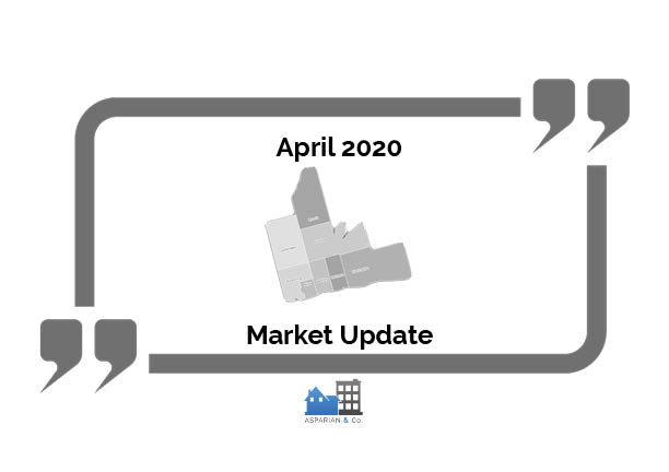 April 2020 Durham Real Estate Market Update