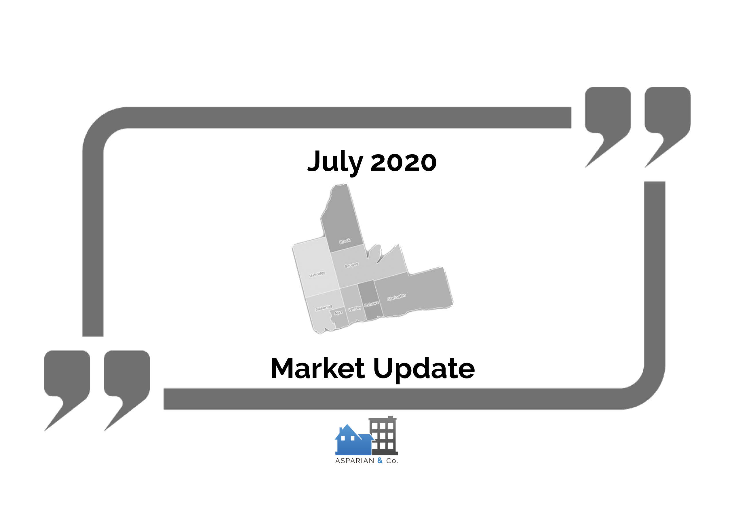 July 2020 Durham Real Estate Market